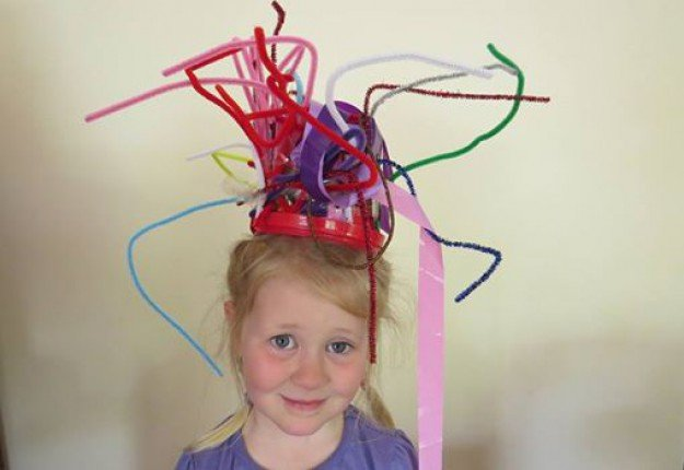 Queen Hannah Party Crown